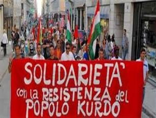 Biblioteche di Roma  a sostegno del popolo Curdo