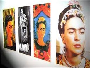 Trenitalia Lazio: ingresso scontato alla mostra Frida Kahlo il caos dentro Sconto di quattro euro con il biglietto regionale Trenitalia. Trenitalia è official carrier della mostra