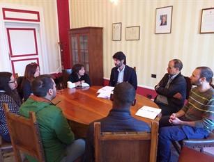 Proficuo ed utile incontro tra il sindaco Gravina e la Rete del Villaggio Ecosolidale