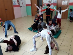 """Scuola primaria, progetto """"Sani e corretti stili di vita con lo sport"""" 2019 promosso dal Coni di Campobasso"""