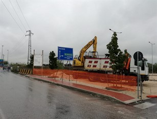 Frosinone, al via i lavori del parcheggio sulla strada consortile 7 Il sindaco Pompeo: un'infrastruttura necessaria e un impegno mantenuto