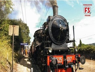 Fondazione Fs, Lazio: torna il treno storico dei Castelli Romani