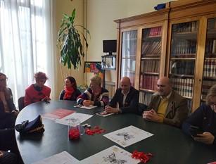 Presentata a Palazzo San Giorgio la Giornata Internazionale per l'eliminazione della violenza contro le donne