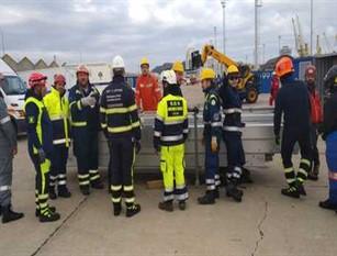 Sisma Albania: la Protezione Civile si attiva per l'emergenza Nucleo 35 soccorritori a Durazzo con Puglia ed Esercito