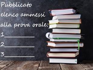 Comune di Campobasso, elenco candidati ammessi alla prova orale concorso pubblico Istruttore Amministrativo