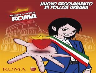 """Al via il concorso per le scuole """"Proteggi il cuore di Roma: disegna la tua vignetta"""""""