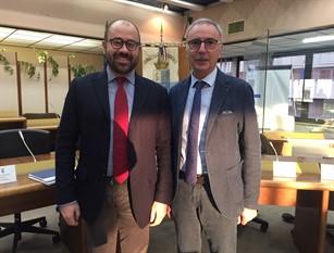 Il presidente Ricci ha presentato il Piano Neve ai sindaci della provincia di Isernia