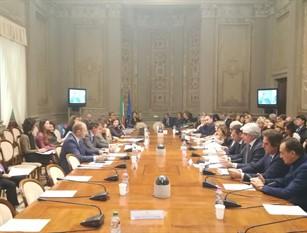 """Sicurezza nelle scuole, il presidente Pompeo annuncia: """"Investimenti e risorse per le scuole superiori sono la priorità"""""""