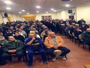 Con il recital mob dei ragazzi del Liceo Galanti anche Campobasso ha celebrato il 30° anniversario della caduta del Muro di Berlino