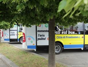 Indetto lo sciopero del trasporto locale a Frosinone per oggi 29 novembre