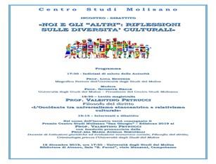Cerimonia Premio di San Giorgio (edizione 2019) presso la Biblioteca Albino di Campobasso