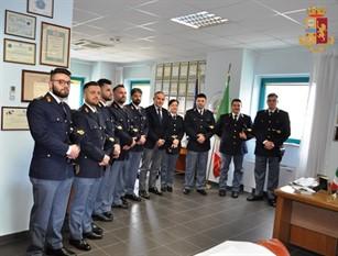 Questura di Isernia,nuovi poliziotti in arrivo sul territorio provinciale. Ben cinque, assegnati ai diversi servizi e reparti