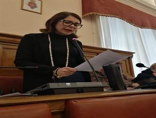 Il presidente della Commissione Bilancio presenta in aula i risultati del lavoro svolto in questi mesi per la presentazione del bilancio di previsione 2020/2022