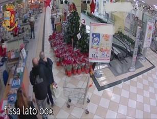 Isernia: rubano prodotti per centinaia di euro, denunciate 4 persone per furto in un centro commerciale.