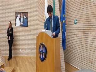 L'intervento del sindaco di Campobasso in occasione dell'incontro con il Ministro per gli Affari regionali e le Autonomie Boccia