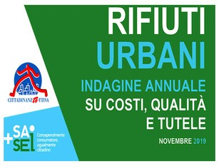 Indagine annuale su costi, qualità e tutele dei rifiuti urbani su Isernia Analisi e indagini effettuate da C'ittadinanzattiva'