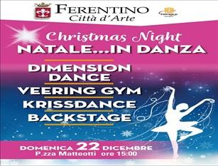 'Il Natale delle Meraviglie': musica, danza e animazione per i più piccoli A Ferentino un altro weekend di appuntamenti da non perdere