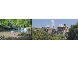 Idee per Capodanno alla scoperta dell' Agro Falisco e della Valle di Treja Una suite agreste a due passi da Roma