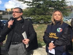 A San Giuliano di Puglia piantati 30 alberi in memoria delle vittime della scuola Iovine