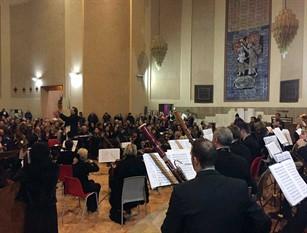 Ad Aquino sale l'attesa per il tradizionale gran concerto di fine anno