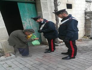 Frosolone: I Carabinieri vigilano sugli anziani  che vivono da soli.