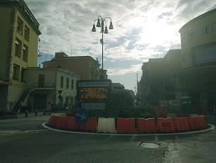 Frosinone, De Matthaeis: nuova piazza nel quartiere.