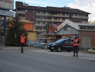 I Carabinieri di Isernia impegnati nelle attività di controllo e indagini sul territorio