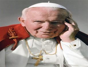 Dal 24 al 26 gennaio arriva la reliquia di San Giovanni Paolo II a Fondi La reliquia è custodita presso la Parrocchia San Paolo Apostolo