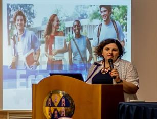 Stefania Scippa eletta direttore del Dipartimento di  bioscienze e territorio