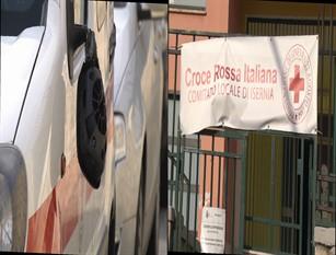 Isernia,vandali danneggiano continuamente ambulanze della Croce Rossa
