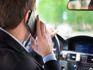 """Polizia Stradale Campobasso: """"Stop"""" all'uso dei cellulari alla guida."""