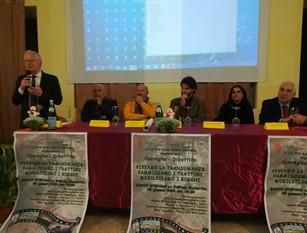 Convegno-dibattito sulla Transumanza al quale ha partecipato anche il sindaco di Campobasso, Roberto Gravina