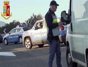 Posti di controllo in città e provincia di Isernia: identificate 510 persone.