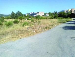 Lavori di riordino e sistemazione dell' area parco 'Le Piane' a Isernia