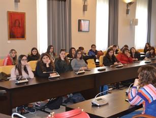 Progettazione Fondi Europei, in comune gli studenti del Boccardi STUDENTI DEL BOCCARDI