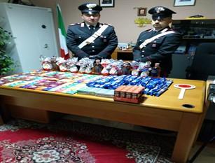 Controlli straordinari della Compagnia Carabinieri di Venafro