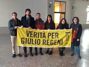 Il Comune di Campobasso insieme ad Amnesty International per non dimenticare Giulio Regeni e chiedere verità e giustizia