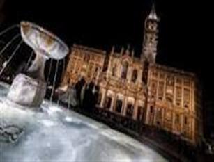 Acea e Roma Capitale rinnovano l'illuminazione della Basilicata di Santa Maria Maggiore 90 nuovi proiettori puntati sulla facciata, sul campanile, il più alto di Roma, e sulle Cupole Sistina e Paolina, per valorizzare uno dei luoghi simbolo della Capitale