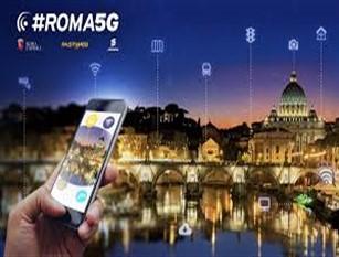 #Roma5G: arte e innovazione per il futuro del patrimonio Avviata in due sale dei Capitolini la sperimentazione con una rete di sensori per il monitoraggio del patrimonio artistico