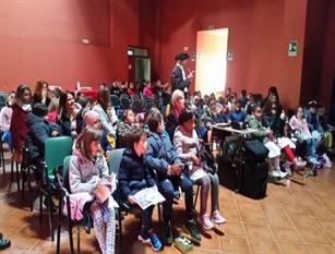 Frosinone, scuole a lezione di Radeca e Championnet.
