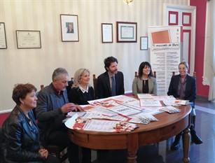 """Presentato il cartellone di """"Ti Racconto un Libro"""" presso il municipio di Campobasso"""