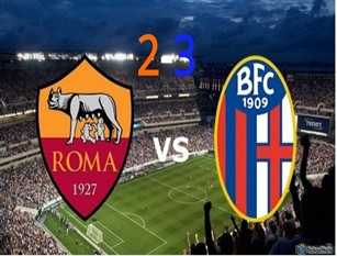 Calcio: Roma opaca, il Bologna la batte 3 a 2 Ancora una sconfitta casalinga per i giallorossi. Il Bologna al terzo successo consecutivo.