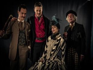 Le indagini di Sherlock Holmes al teatro comunale di Frosinone