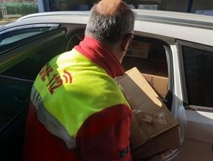 Il comune di Termoli attiva il servizio di consegna domiciliare di generi alimentari per tutti coloro che sono in quarantena