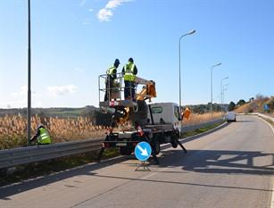 Riqualificazione tecnologica ed energetica: avviati i lavori per gli impianti di pubblica illuminazione