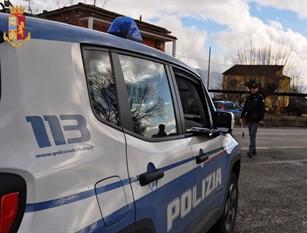 Polizia di Stato di Isernia:  controlli straordinari per il contenimento della diffusione del virus COVID-19