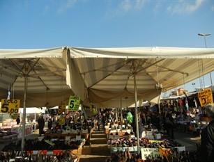 Disposto dall'amministrazione comunale di Frosinone, in maniera ridotta, il mercato settimanale
