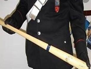 Stretta dei Carabinieri nei controlli in occasione del fine settimana a Isernia Denunce per minacce e sequestrata mazza da baseball.