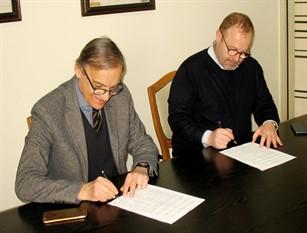 Protocollo d'intesa fra il comune di Isernia e l'Ordine dei Chimici e dei fisici  di Lazio-Umbria-Abruzzo-Molise