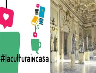 Campidoglio, #laculturaincasa su web e social Ecco gli appuntamenti digital delle istituzioni culturali per la settimana dal 23 al 29 marzo